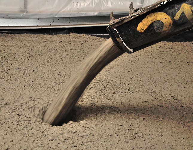 Nationwide Concreting - concrete pouring