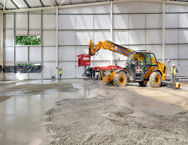Nationwide Concreting - concrete flooring finishing